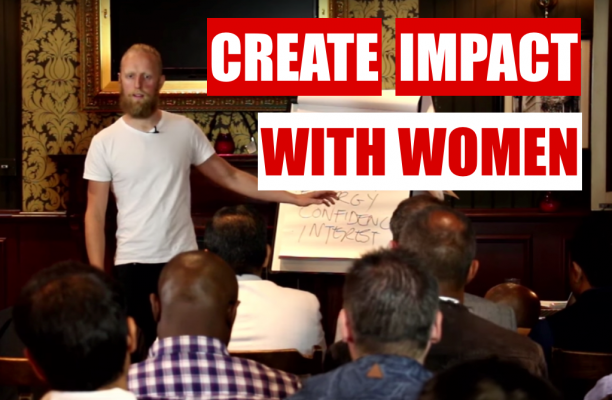 Create Impact with Women